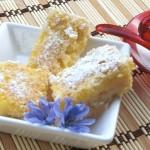 Carrés au citron (Quadrotti al limone)