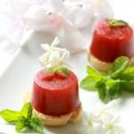 Gelée piccanti di pomodoro (con agar agar)