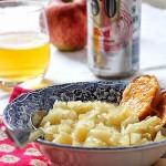 Zuppa di cipolle alla birra