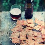 Aperitivo? crackers pizza