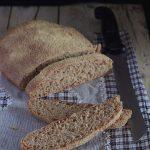 Pane integrale con farina di mais