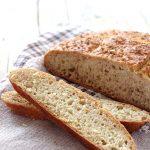 Pane di semola con crusca