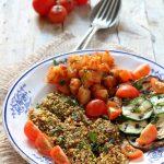 Platessa al pistacchio con verdure alla crudaiola – Taste&More 20
