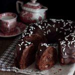 Torta ciocco-mele-castagne