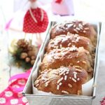 Pan brioche speziato in 5 minuti