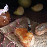 Composta di mele con cannella e noce moscata
