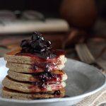 Pancakes al grano saraceno (gluten free)