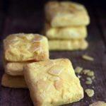 Biscotti di pasta sablee alle mandorle di Massari