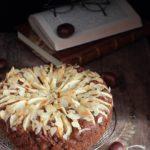 Cake di grano saraceno alle mele e castagne