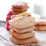 Taralli dolci all'olio (versione biscotto)