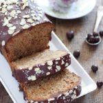 Cake al caffè con farina d'orzo