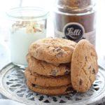 American cookies alla liquirizia