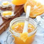 Confettura arancia e zenzero