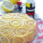 Torta rovesciata pan di limone