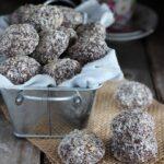 Biscotti integrali al cocco e cioccolato